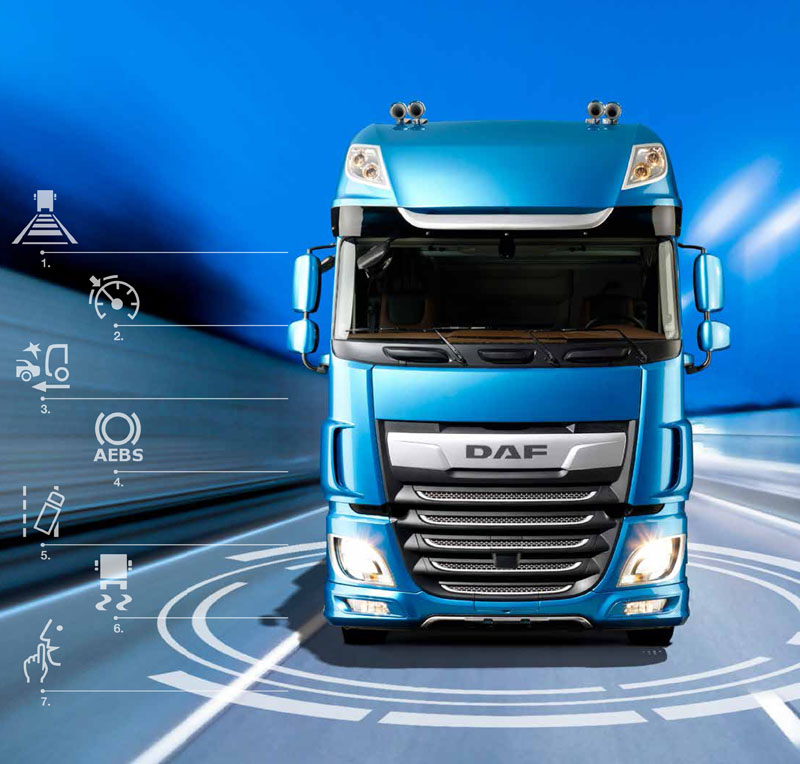DAF Safety Systems